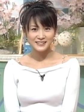 高島彩、生放送で下乳ポロリ!ハプニング映像を公開!!